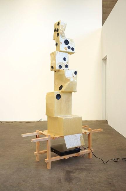 Embassy by Richard Reddaway contemporary artwork