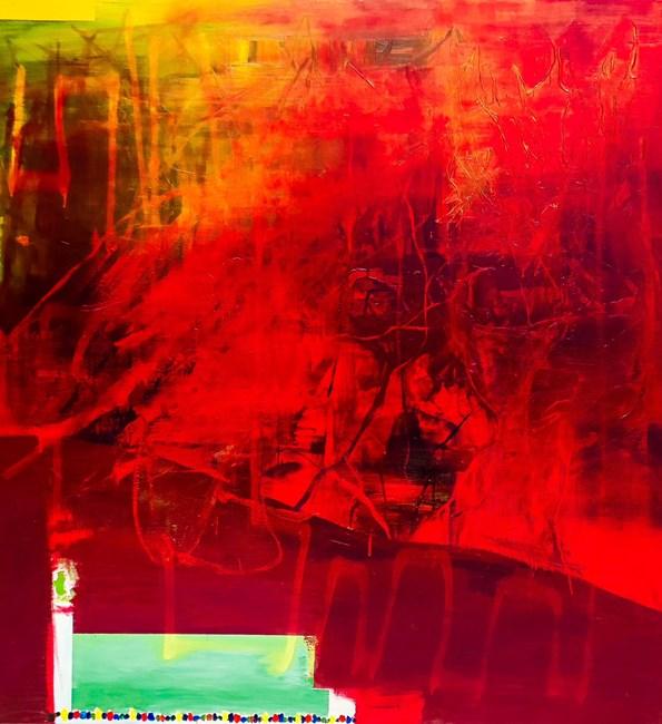 Maningrida by Gareth Sansom contemporary artwork