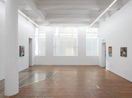 """Diena Georgetti, Imogen Taylor<br><em>Stolen Leopard</em><br><span class=""""oc-gallery"""">Michael Lett</span>"""