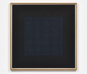 Star Chart (Blue) IX by Darren Almond contemporary artwork