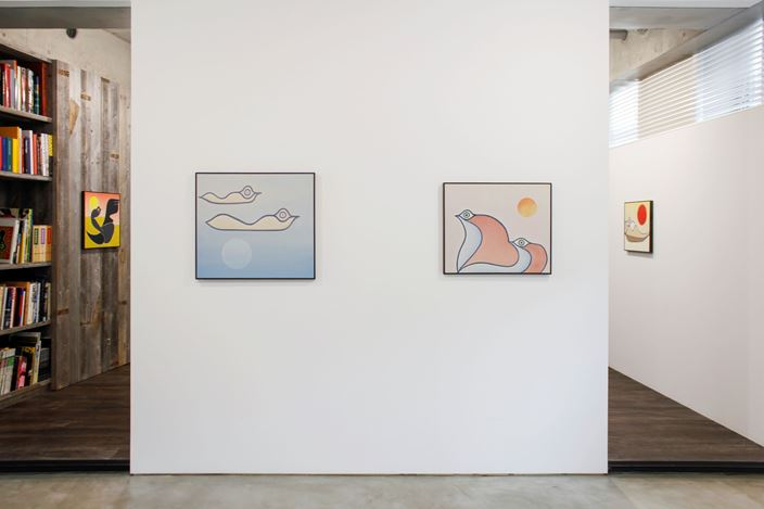 Exhibition view: Anthony Miler,Land Is Witness, MAKI, Online Only (24 September–24 October 2020). Courtesy MAKI, Tokyo.