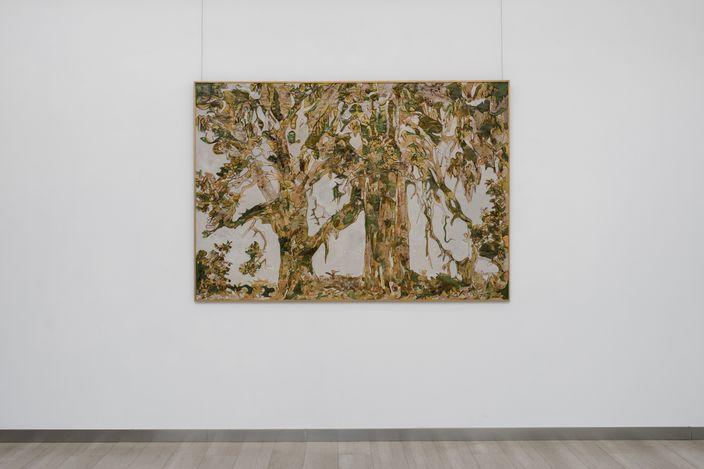 Exhibition view: Ugo Schildge,Synthesis, Galerie Dumonteil, Shanghai (15 May–10 July 2021). CourtesyGalerie Dumonteil.© Susan Tan.