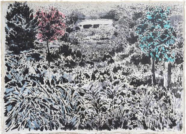 The Residual Reality  by Sun Xun contemporary artwork