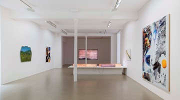 Contemporary art exhibition, Seth Price, Self As Tube at Galerie Chantal Crousel, Paris