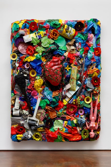 Heart of the Artist 1 by Ahn Chang Hong contemporary artwork