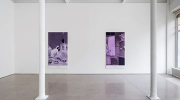 Contemporary art exhibition, John Baldessari, The Complementary Color Series at Galerie Greta Meert, Brussels