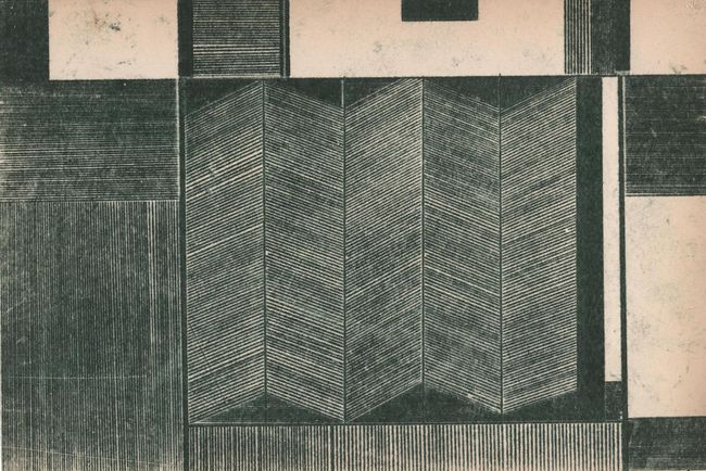 Curtain by Sean Sullivan contemporary artwork