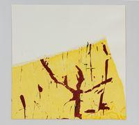 Pattern XVIII——Graffiti——Collage 1 纹样XVIII——涂鸦——拼贴1 by Bi Rongrong contemporary artwork mixed media