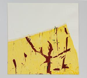 Pattern XVIII——Graffiti——Collage 1 纹样XVIII——涂鸦——拼贴1 by Bi Rongrong contemporary artwork