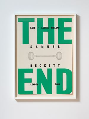 The End by Denis O'Connor contemporary artwork