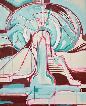 Grab and run by Seeun Kim contemporary artwork