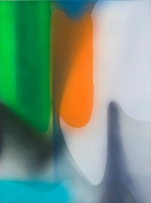 Icicle (#01300) by Peter Zimmermann contemporary artwork