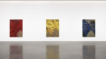 Contemporary art exhibition, Nigel Cooke, New Paintings at Pace Gallery, New York