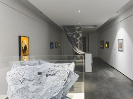 Hour at the museum: 'Petrichor' at Chan Hampe Galleries