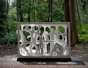 The Burghers by Atelier Van Lieshout contemporary artwork