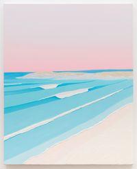 Dawn Waves by Alec Egan contemporary artwork painting