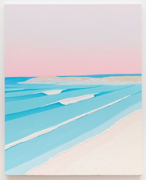 Dawn Waves by Alec Egan contemporary artwork