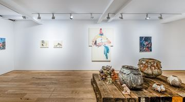 Contemporary art exhibition, Group Exhibition, Healing at Perrotin, Seoul, South Korea