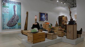 Contemporary art exhibition, Yeh Wei-Li, Antiquity-like Rubbish Research & Development Syndicate, Selected Works: 2010 To Present at Hanart TZ Gallery, Hong Kong
