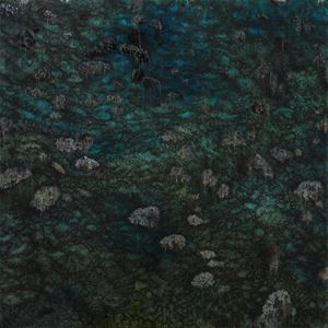 Wave Length #3 by Han Jin contemporary artwork