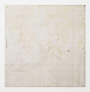 Quick City, (white) by Ian Kiaer contemporary artwork