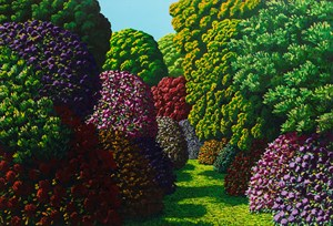 Halcombe by Karl Maughan contemporary artwork