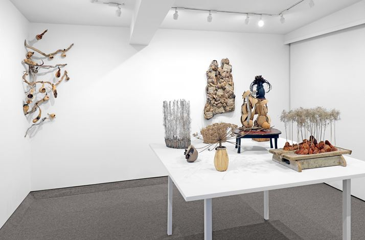 Exhibition view: Terry Albright, Terry Albright Sculpture, 2015–2018, Krakow Witkin Gallery, Boston (22 June–26 July 2019). Courtesy Krakow Witkin Gallery.