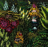 Unity in Hiding #1 by Eko Nugroho contemporary artwork painting