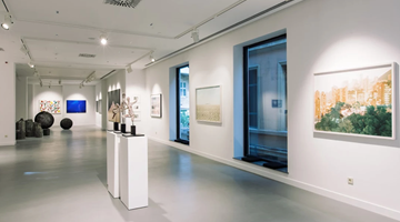 Gazelli Art House contemporary art gallery in Baku, Azerbaijan