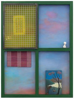 Window No.2 by Chen Ke contemporary artwork