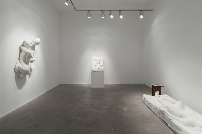 Exhibition view: George Segal, Galerie Templon, Brussels (25 October–22 December 2018). Courtesy Galerie Templon.