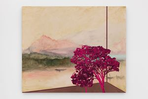 Veduta (Turner Rigi) by Whitney Bedford contemporary artwork