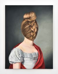 Untitled (after Christoffer Eckersberg) by Ewa Juszkiewicz contemporary artwork painting