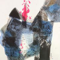 THROUGH THE LUCID DREAM by Lee Chung-Chung contemporary artwork painting, works on paper, drawing