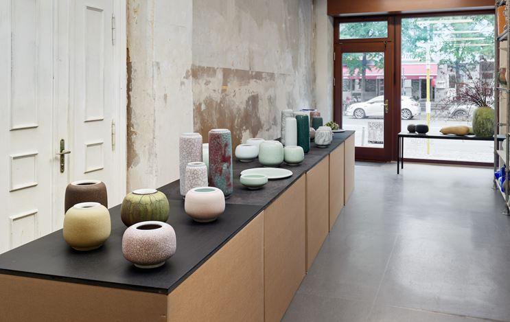 Exhibition view: Guido Sengle,Recent Works, Brutto Gusto, Berlin (13 September–2 November 2019). Courtesy Brutto Gusto.