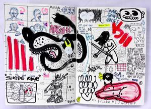 Mythopoetic 13 by Muvindu Binoy contemporary artwork