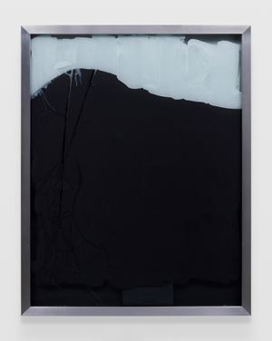 By physical or cognitive means (Broken Window Theory 31 December) by Ryan Gander contemporary artwork
