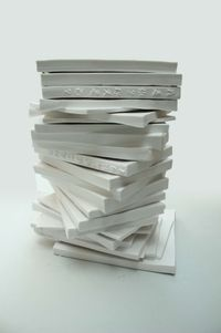 Sealed Books by Danful Yang contemporary artwork sculpture