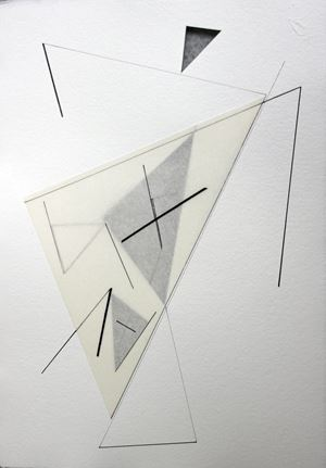 playing with form 8 by José Macaparana contemporary artwork