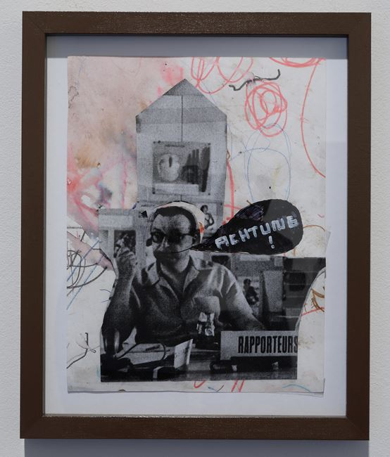 Rapporteur by Thomas Zipp contemporary artwork