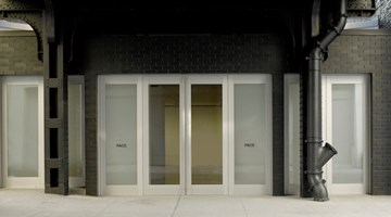 Pace Gallery contemporary art gallery in 510 West 25th Street, New York, USA