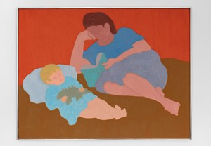 Bedtime Story by March Avery contemporary artwork