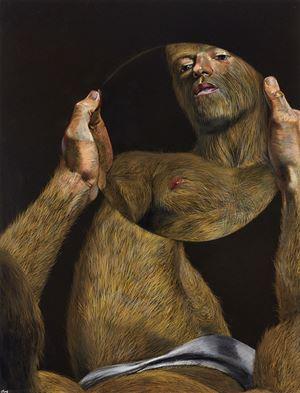 Skins - 06 by Wang Haiyang contemporary artwork