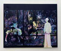Prometheus by Zou Sijin contemporary artwork painting