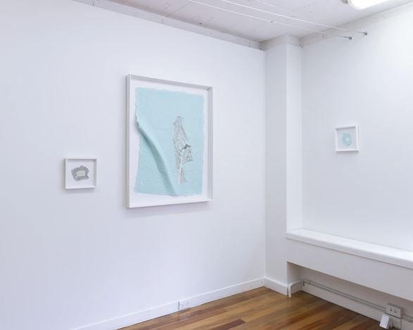 Exhibition view: Martia Hewitt, Material Efficiencies, PAGE Galleries, Wellington (12 November–5 December 2020). Courtesy PAGE Galleries.