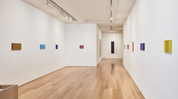 Contemporary art exhibition, Tess Jaray, Into Light at Marlborough Fine Art, London, United Kingdom