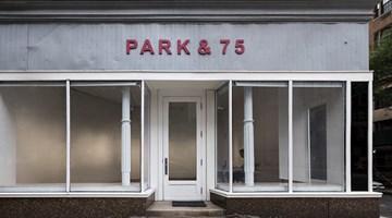 Gagosian contemporary art gallery in Park & 75, New York, USA