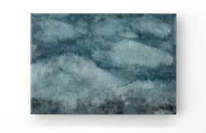 Cloud Study LIV by Todd McMillan contemporary artwork