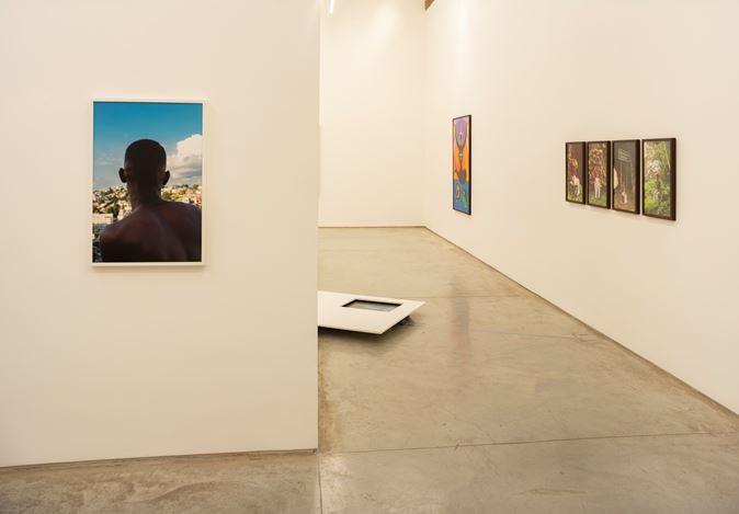 Exhibition view: Group Exhibition, Escrito no Corpo, Fortes D'Aloia & Gabriel, Rio de Janeiro (7 November 2020–20 February 2021). Courtesy Fortes D'Aloia & Gabriel, São Paulo/Rio deJaneiro.Photo: Eduardo Ortega.