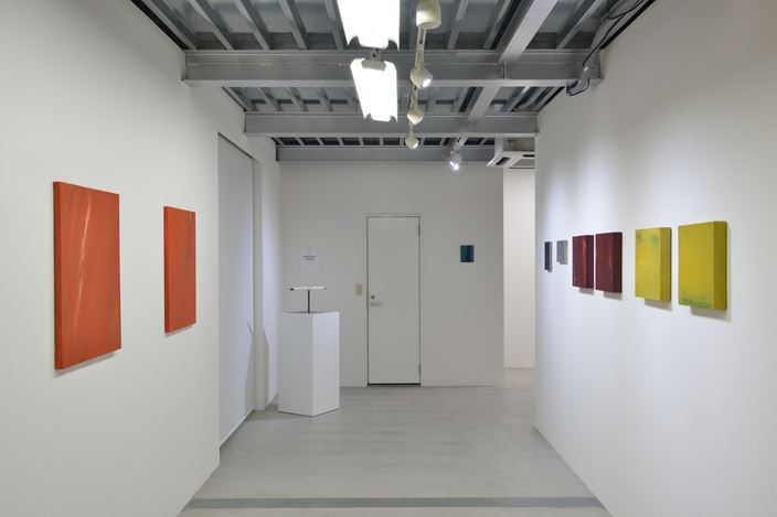 Exhibition view: Baba Kentaro, amid the scenery 記憶と忘却のあいだ, Kamakura Gallery, Kamakura (14 September–26 October 2019). Courtesy Kamakura Gallery.